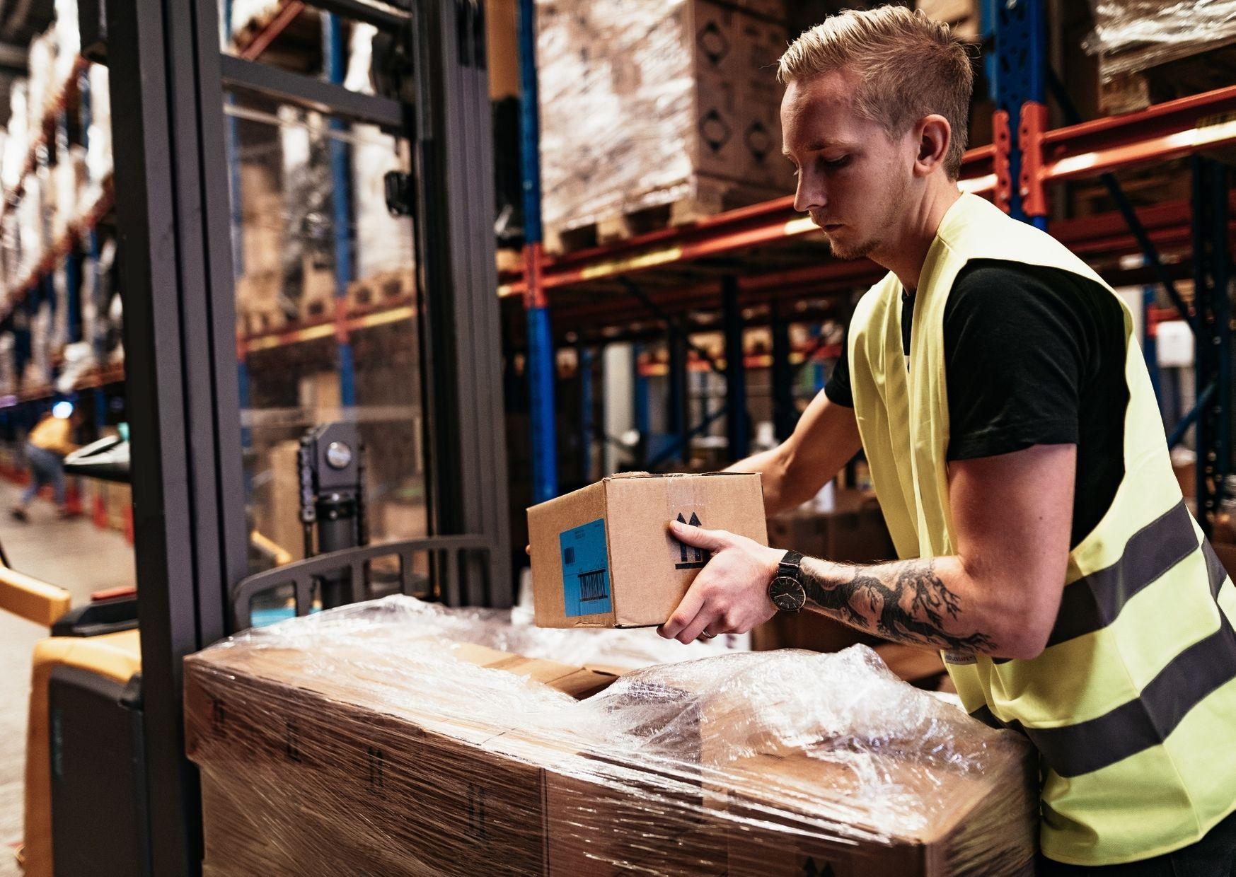Logistiek administratief medewerker